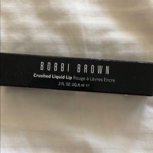 Bobbi Brown's Crushed Liquid Lip
